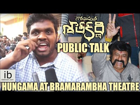 Gautamiputra Satakarni public talk - Hungama