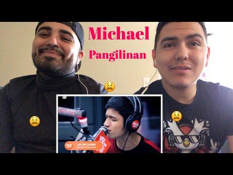 "Reaction to Wish Bus 107.5 Michael Pangilinan ""Lay Me Down"""