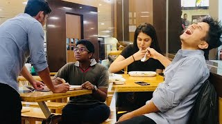 Eating Strangers Food Prank | Part 3 - Funk You (Pranks In India)