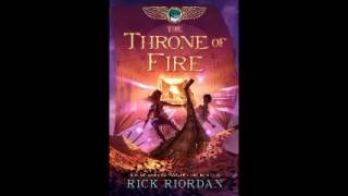The throne of Fire by Rick Riordan Audiobook ( Book 2 )