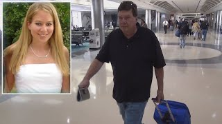 Father of Natalee Halloway Visits Beach Where She Vanished 12 Years Ago