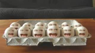 very funny Eggs animations