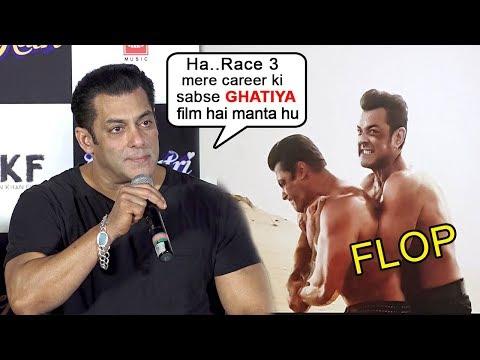 Xxx Mp4 Salman Khan FINALLY Accepts Race 3 Was The WORST Movie In His Career 3gp Sex