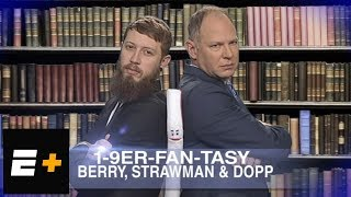 Fantasy problems? The Law Offices Berry, Strawman & Dopp can help | The Fantasy Show | ESPN