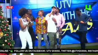 Kuami Eugene, MzVee, Kidi others on UTV Day With The Stars