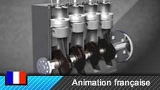 Comment fonctionne un moteur Diesel ?