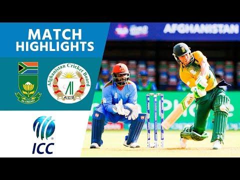 Xxx Mp4 ICC WT20 Afghanistan Vs South Africa Match Highlights 3gp Sex