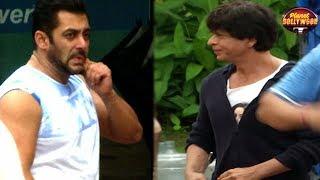 Salman Khan-Shahrukh Khan Shoot For Their Special Song | Exclusive