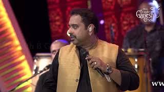 """Medley Of Hindi Songs"" By Shankar Mahadevan At 55th Bengaluru Ganesha Utsava"