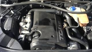 AUDI A4 1.9TDI 1Z ENGINE CODE.. FOR SALE AT GERMAN BITZ BOLTON, 01204 399661
