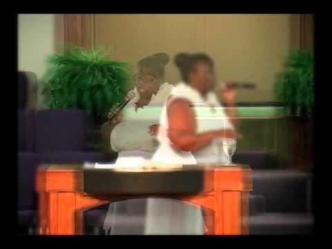 Break Down The Walls- Min. Ebony Holt