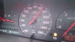 SEAT Toledo 2.8 VR6 przyspieszenie 0-100 0-170 km/h