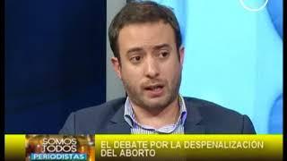 Entrevista a Agustín Laje sobre el aborto
