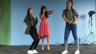 Closer dance challenge by Ac Bonifacio,Andrea Brillantes and Kyline Alcantara