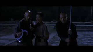Crouching Tiger, Hidden Dragon -  Night Fight Scene