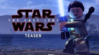 LEGO Star Wars: The Last Jedi - Teaser Trailer (Fan Made)