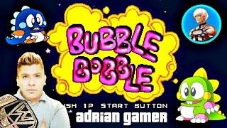 Bubble Bobble para Emulador Tiger Arcade 2015