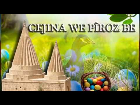 Çarşema Sor (عيد راس  السنة الايزيدية ) الاربعاء  الاحمر)