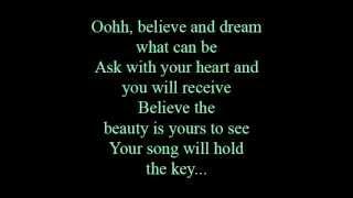 Believe - lyrics