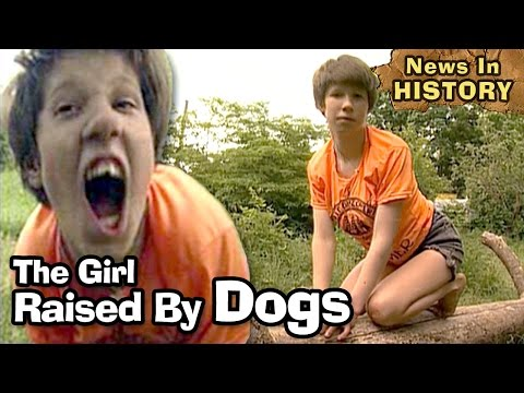 Xxx Mp4 Girl Raised By Dogs Barks Acts Like An Animal News In History 3gp Sex