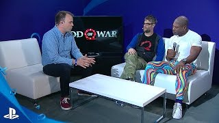 God of War - E3 2016 LiveCast | PS4