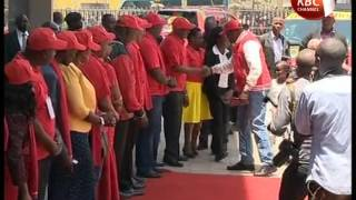 Jubilee Party candidate involved in any form if violence to be disqualified