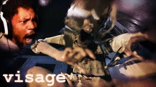 WARNING: WATCH THIS IN THE DARK OR YOU A PUNK | Visage Gameplay