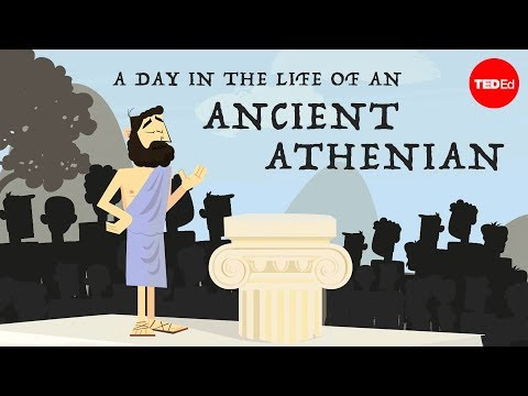 Xxx Mp4 A Day In The Life Of An Ancient Athenian Robert Garland 3gp Sex
