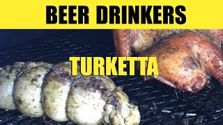 What the heck is a Turketta? It's your new holiday game changer- Beer Drinkers Episode 17