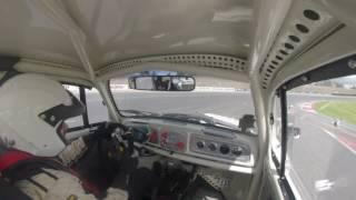 VW 1302 RRR testing Rudskogen
