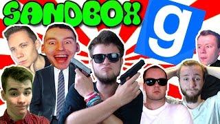 SPECIAL NA 300 ODCINEK: HOTEL TAJEMNIC! - Garry's mod (Z kumplami) #300 - SANDBOX [#4] /Zagrajmy w