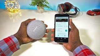 Top 5 Secret Hidden Features of Google Home Mini