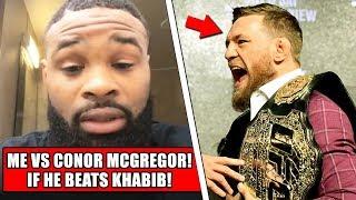 Woodley wants Conor McGregor Superfight if he beats Khabib; Dana on Jon Jones UFC 232 return