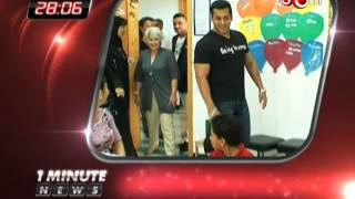 Top 3 Bollywood News in 1 minute - 09-10-12