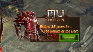 MU Origin - Video Tutorial (EN)