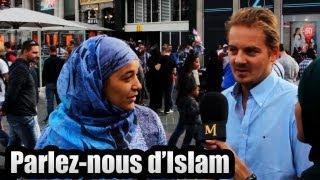 """""""L'islam c'est toute ma vie"""" Parlez-nous d'islam / Braderie de Lille"""