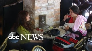 Mother Breast Feeds While Drinking Alcohol | What Would You Do? | WWYD