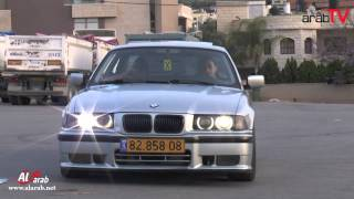 كفركنا وسيارات ال BMW قصة عشق لا تنتهي