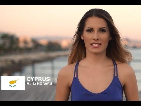 Xxx Mp4 CYPRUS Maria MORARU Contestant Introduction Miss World 2016 3gp Sex
