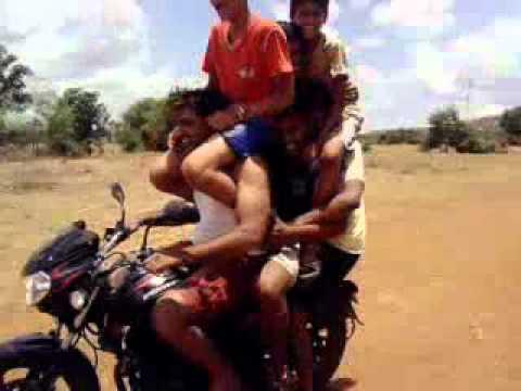 Xxx Mp4 Indian 150cc At Worst Carrying SIX 3gp 3gp Sex