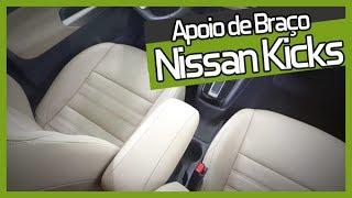 Apoio de Braço Nissan Kicks - TUNING PARTS