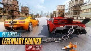Chained GT Car Stunts Racing Game Play #Android Car Games To Play #Car Games Download #Racing Game