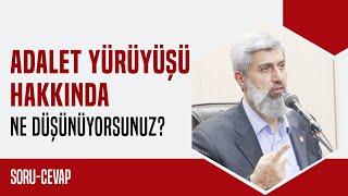 GÜNCEL | Kemal Kılıçdaroğlu'nun Adalet Yürüyüşü hakkında ne düşünüyorsunuz?