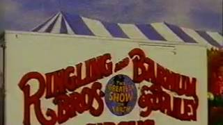 Ringling Bros 126th edition opening