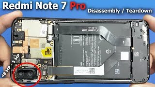 Redmi Note 7 Pro Disassembly / Redmi Note 7 Pro Teardown  ||  How to open redmi Note 7 Pro