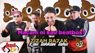 Macam ni ke kau Beatbox? feat Zizan Razak #GengPagiHot