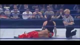 Rey Mysterio vs Jeff Hardy...