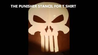 THE PUNISHER COSPLAY
