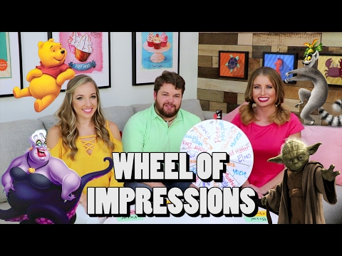 Wheel of Impressions Ft.Totally TV