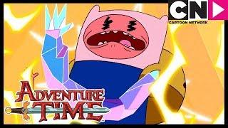 Hora de Aventura   Los Cristales Tienen Poder   Cartoon Network
